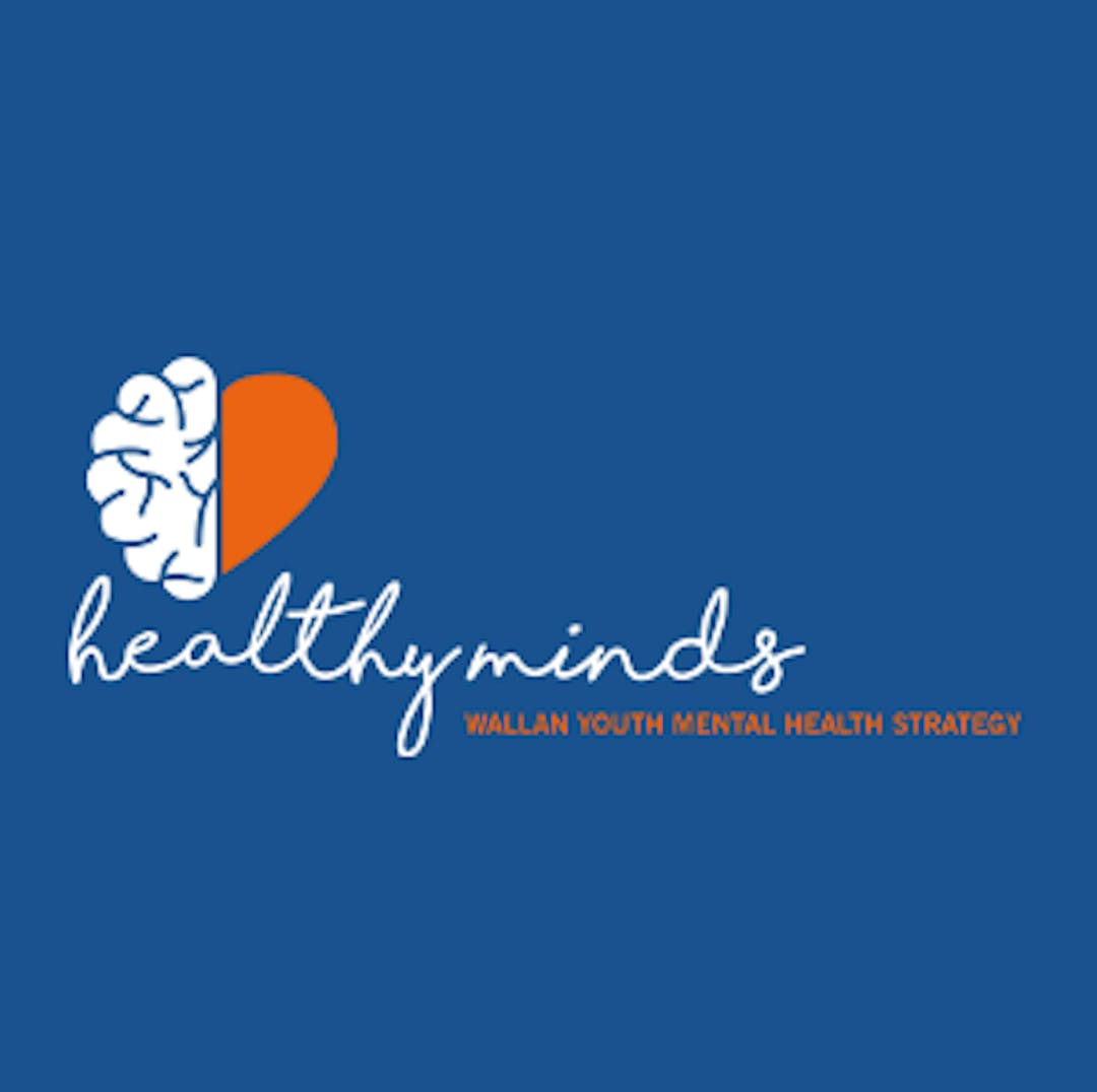 Healthy minds tile