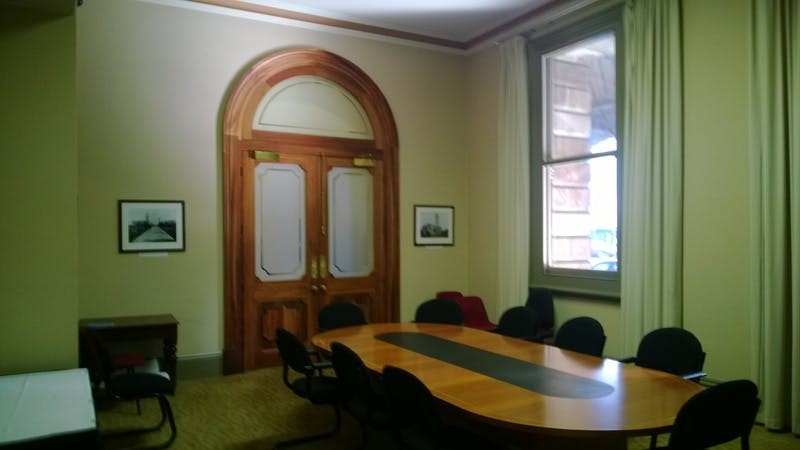 5. Exhibition Room