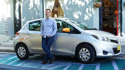 Go Get Car Share