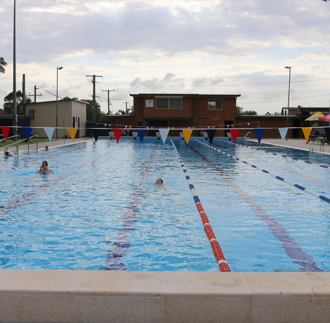 Wauchope Pool is one of the many assets Council owns