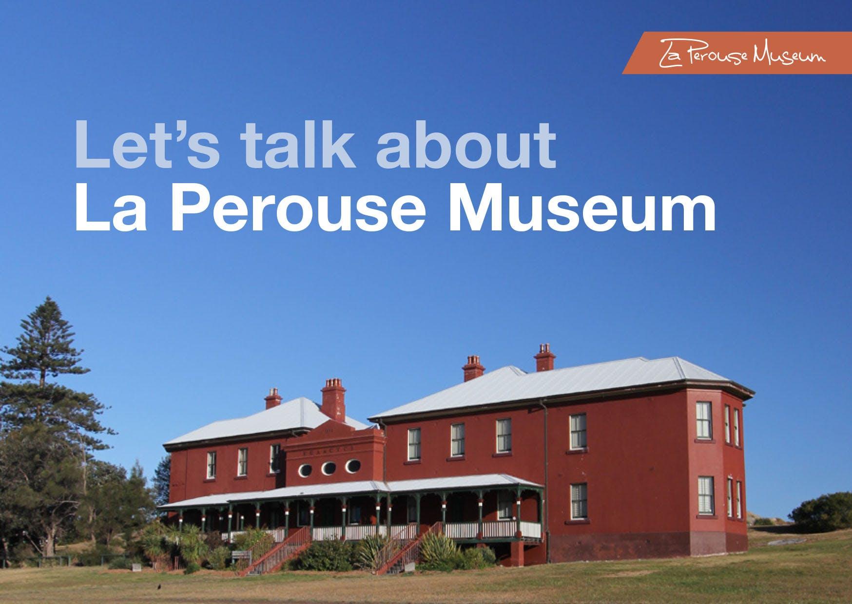 La Perouse Museum Consultation