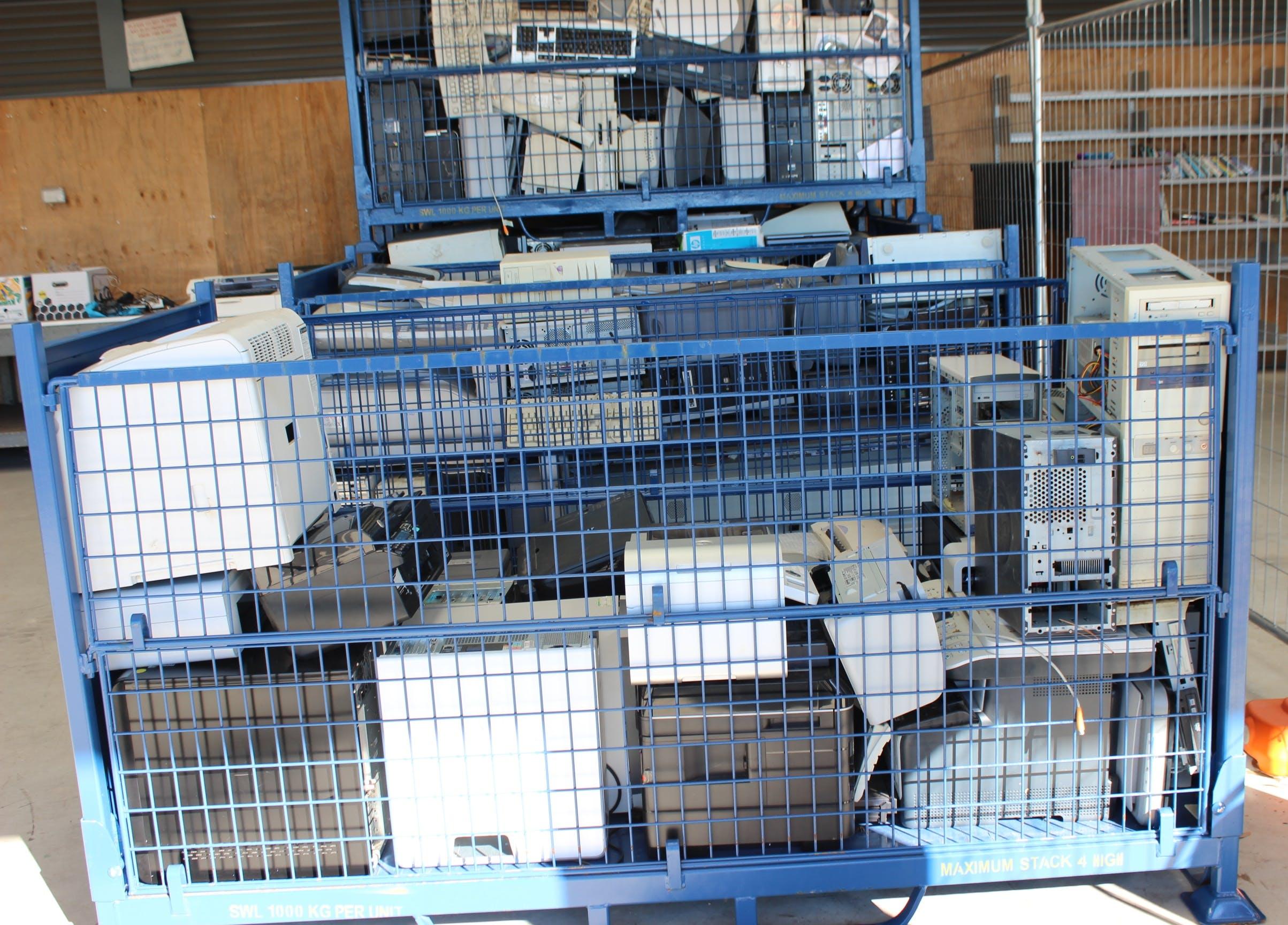 Managing electronic waste