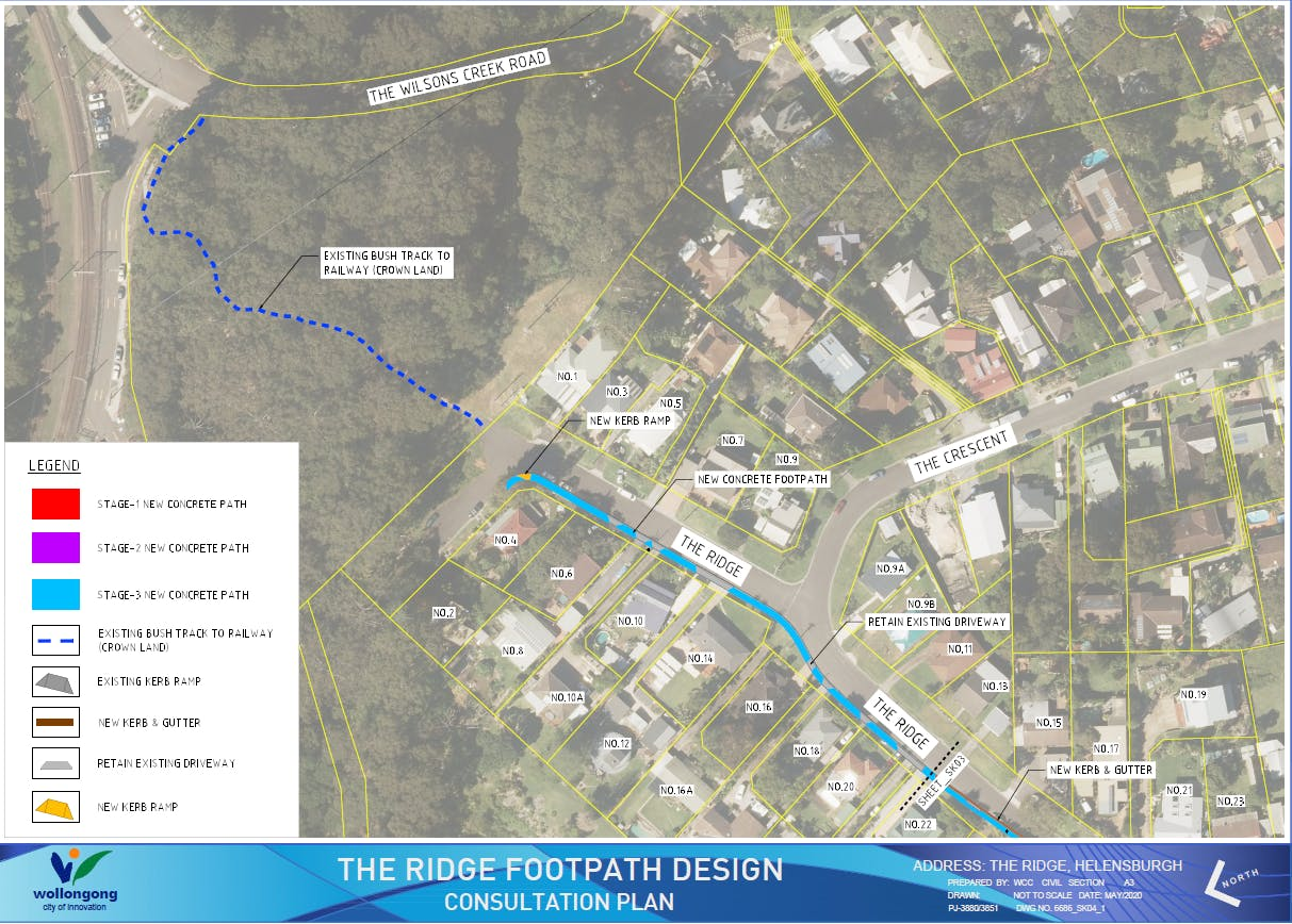 The Ridge Helensburgh - Consultation Plan Stage 3 Cont..