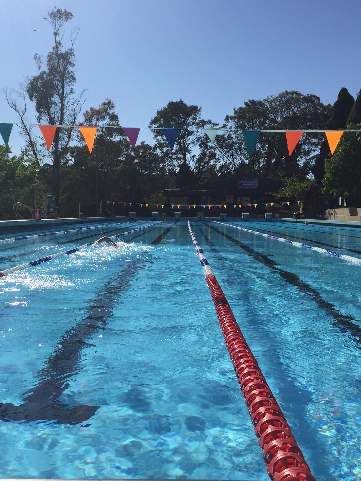 Katoomba Pool