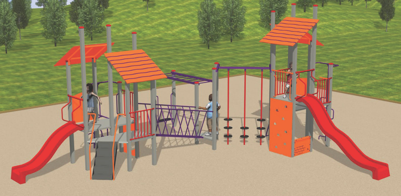 Play unit - Village Green