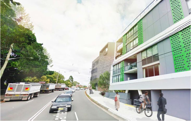 Photo Montage   120C Old Canterbury Road Summer Hill