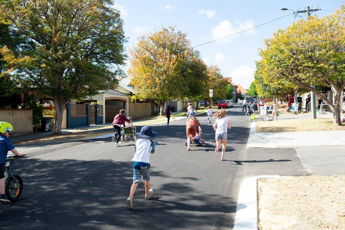 Rae Street Play Street