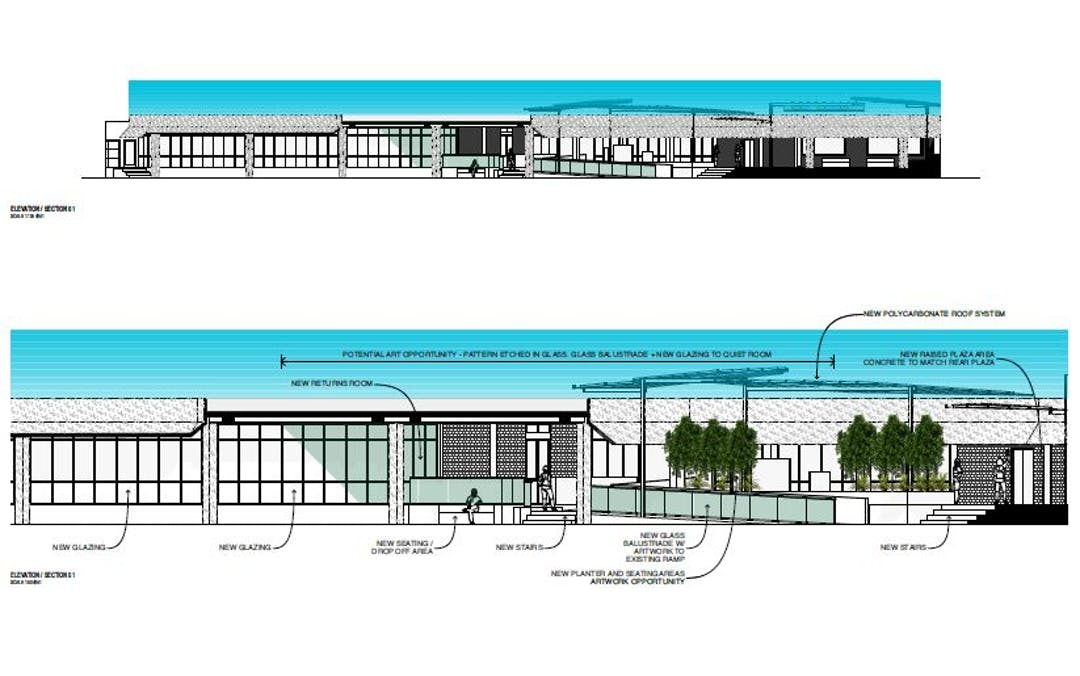 Tweed Heads Civic & Cultural Centre upgrade project