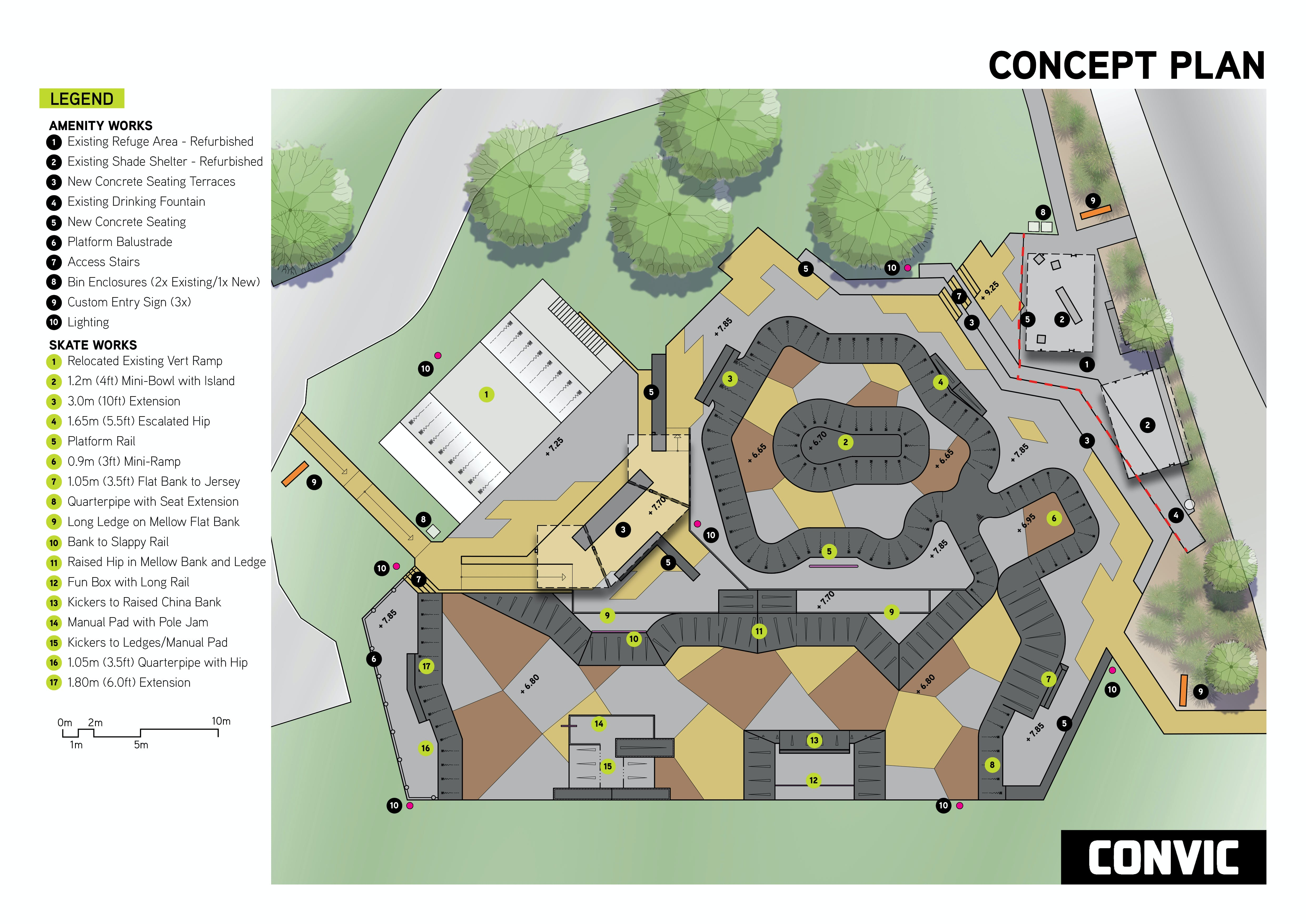 Morayfield Concept Plan