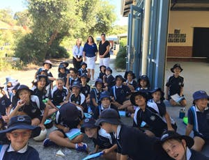 Mt Claremont Primary - Feedback Session w the kids