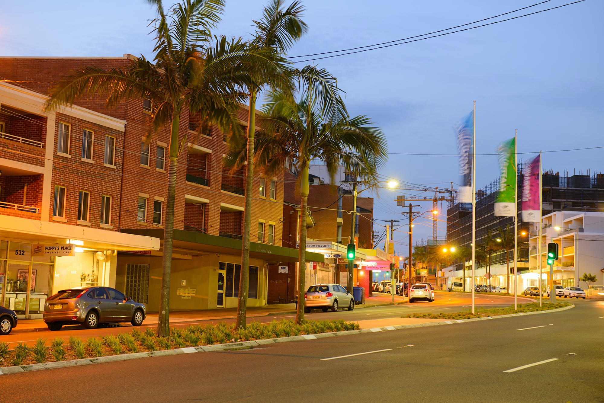Bunnerong Road Matraville