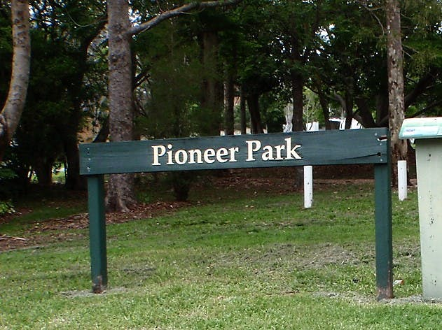 Pioneer Park, Cooran