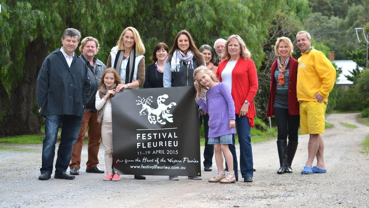 Festival Fleurieu Team