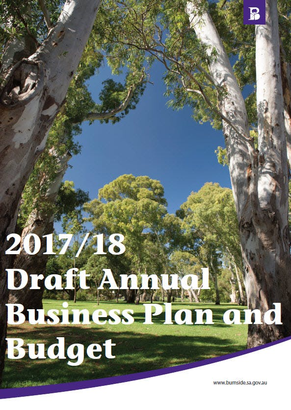 View the 2017/18 Draft Annual Business Plan and Budget via the Document Library below.