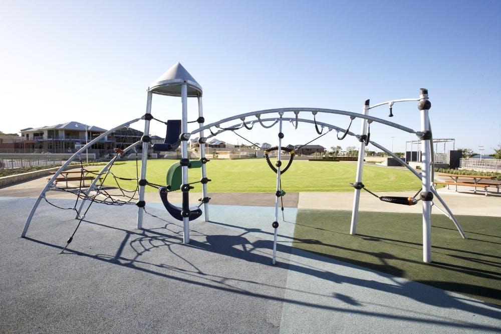Existing Lucretia Park Playground