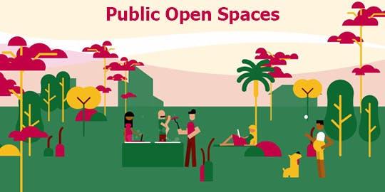 Public Open Spaces banner