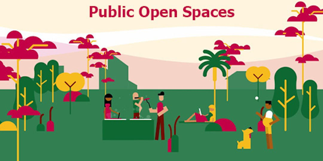 Public Open Spaces banner