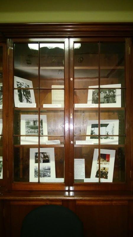 7. Exhibition Room