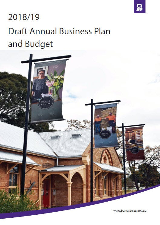 View the 2018/19 Draft Annual Business Plan and Budget via the Document Library below.