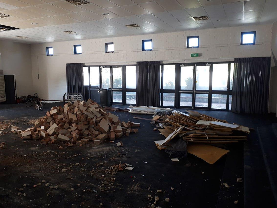 02 Main Hall Commencement of Demolition.jpg