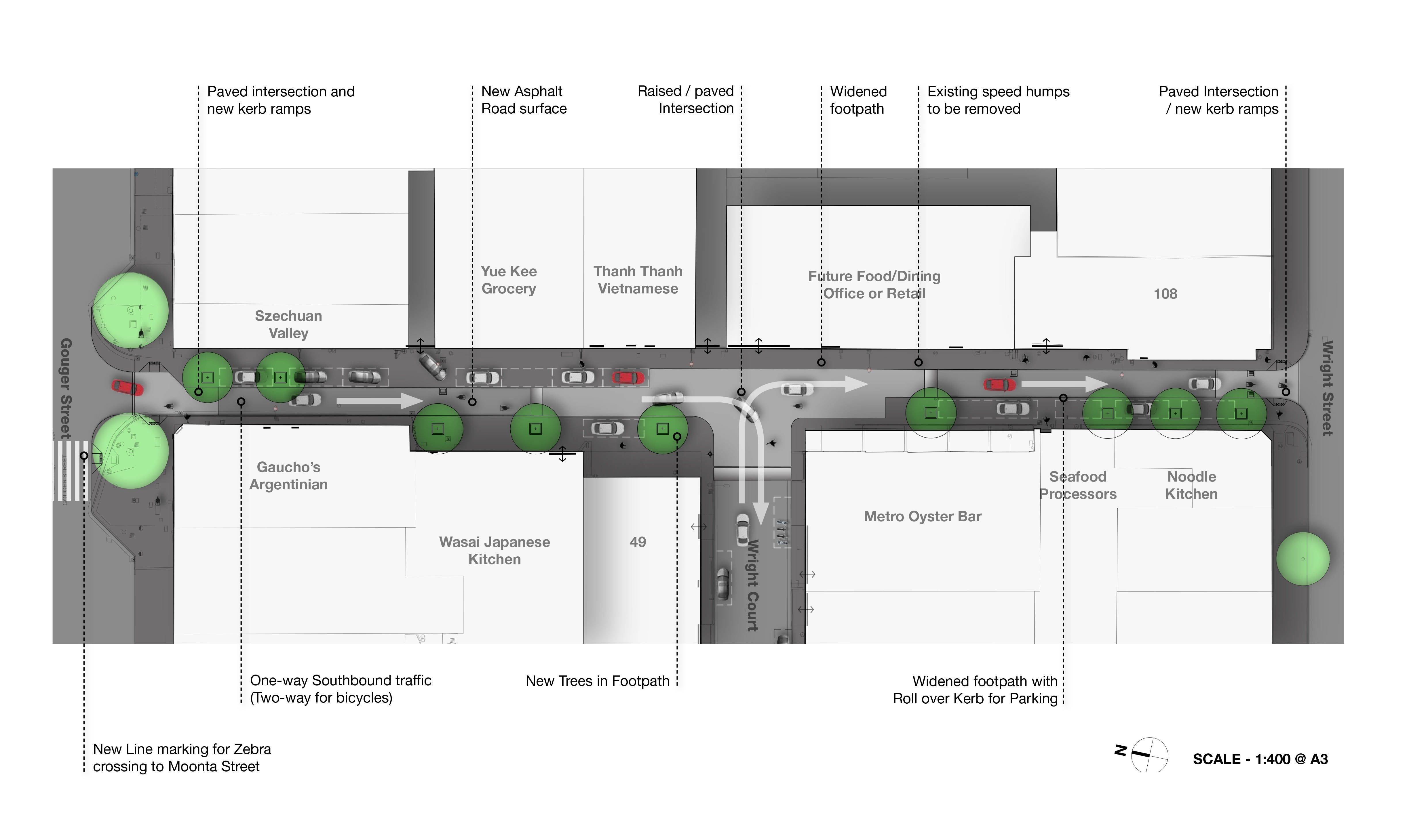 200124 Field St Concept Design For Consultation2