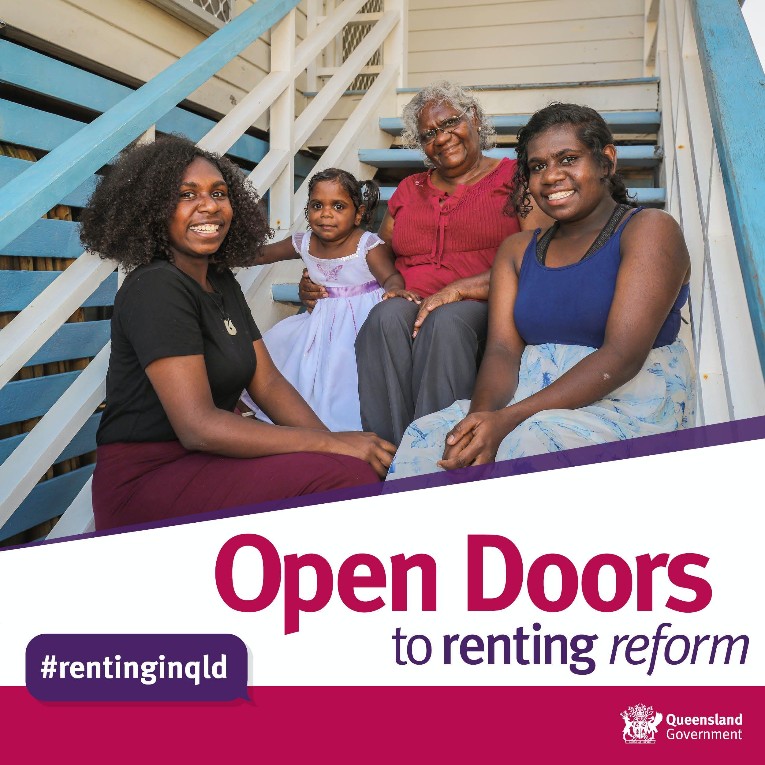 Open Doors to Renting Reform