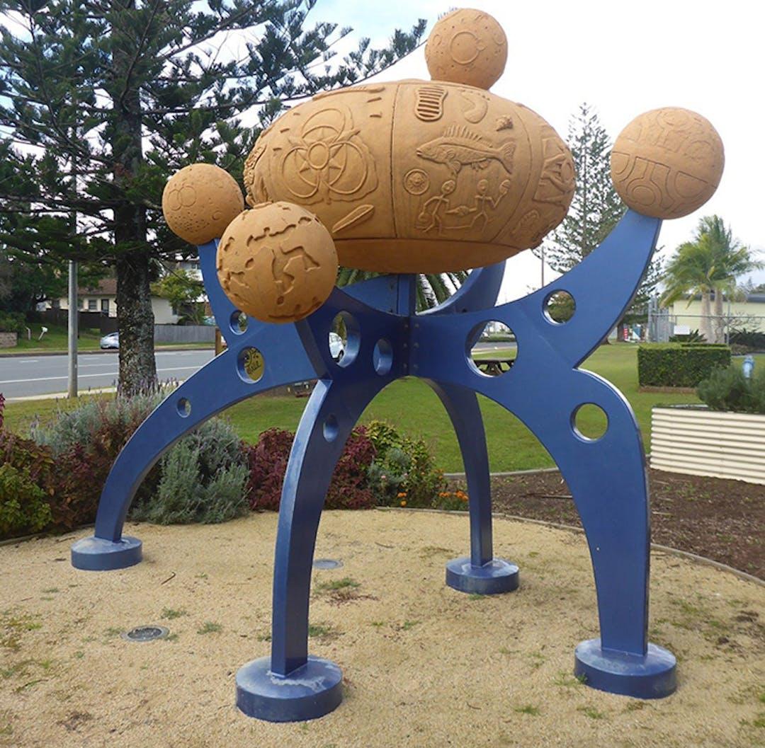 Universe finder Public Art