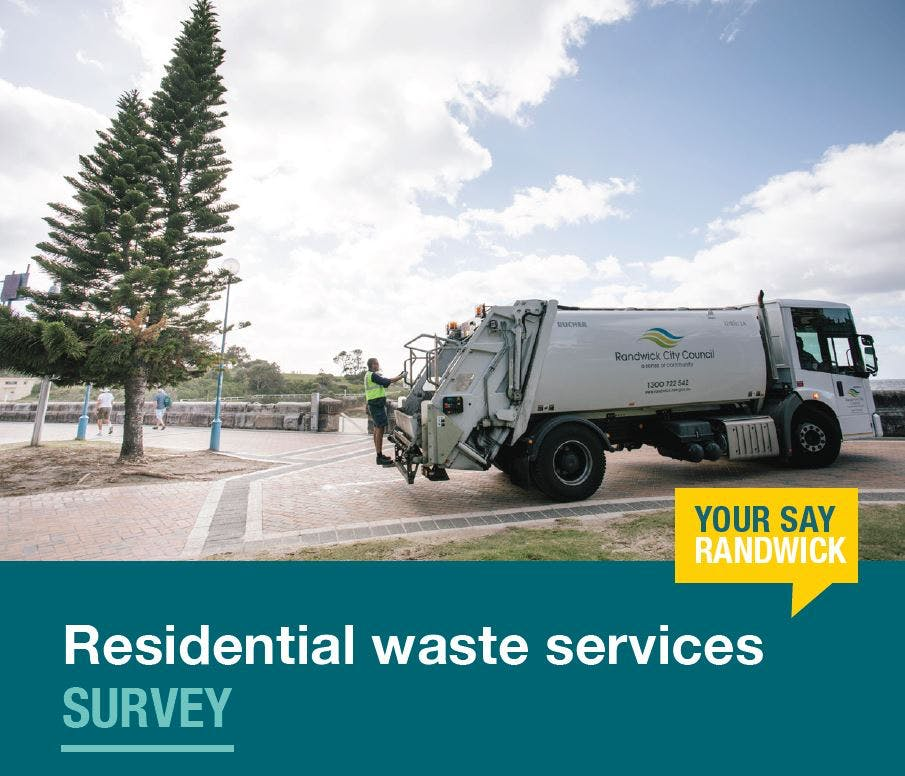 Residential waste services survey