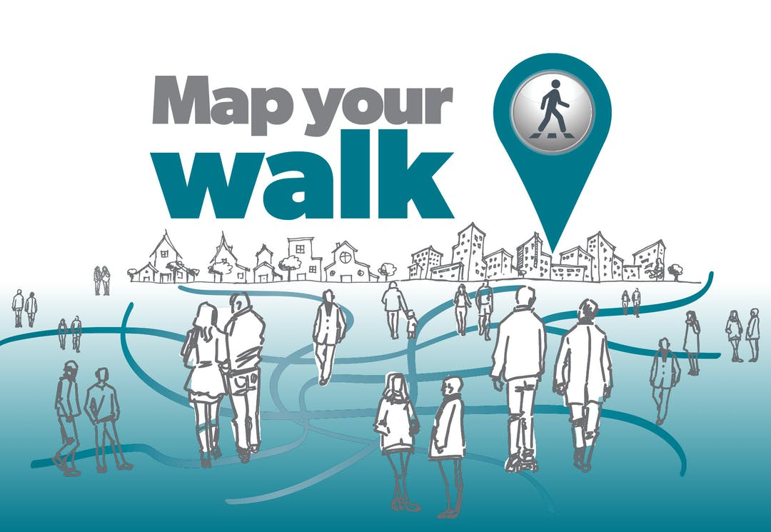 Map your walk