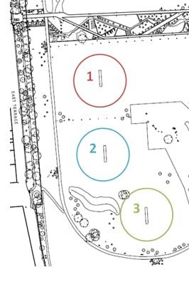 Map. Sports Facilities. Victoria Park.Pakapakanthi
