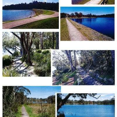 Walkway Pics Ww Falls Lake Stanley Bignell