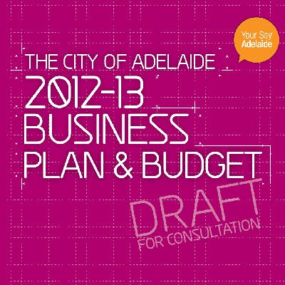 Business plan and budget 201213 logo