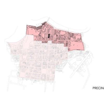 Building Heights Precinct B