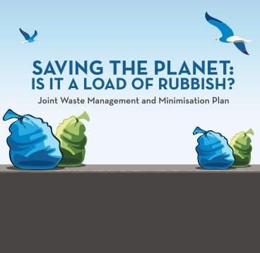 Project waste minimisation plan