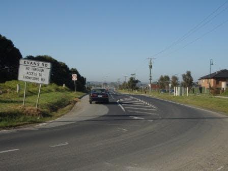 Evans Road
