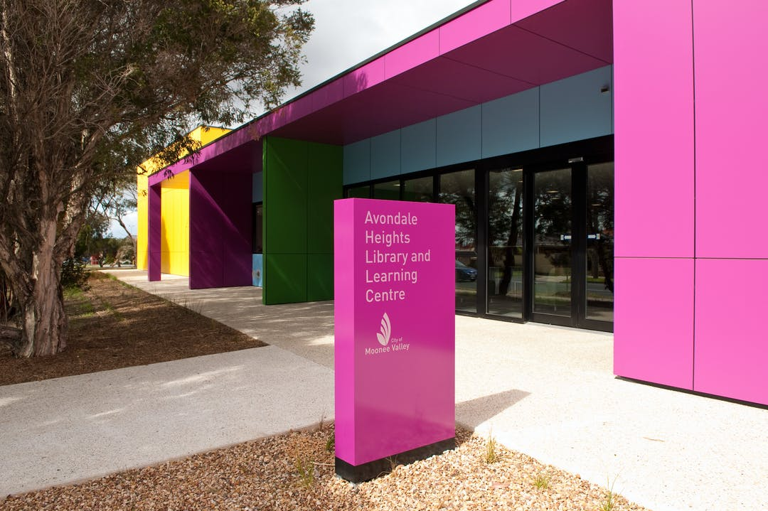 Avondale Heights Library and Learning Centre