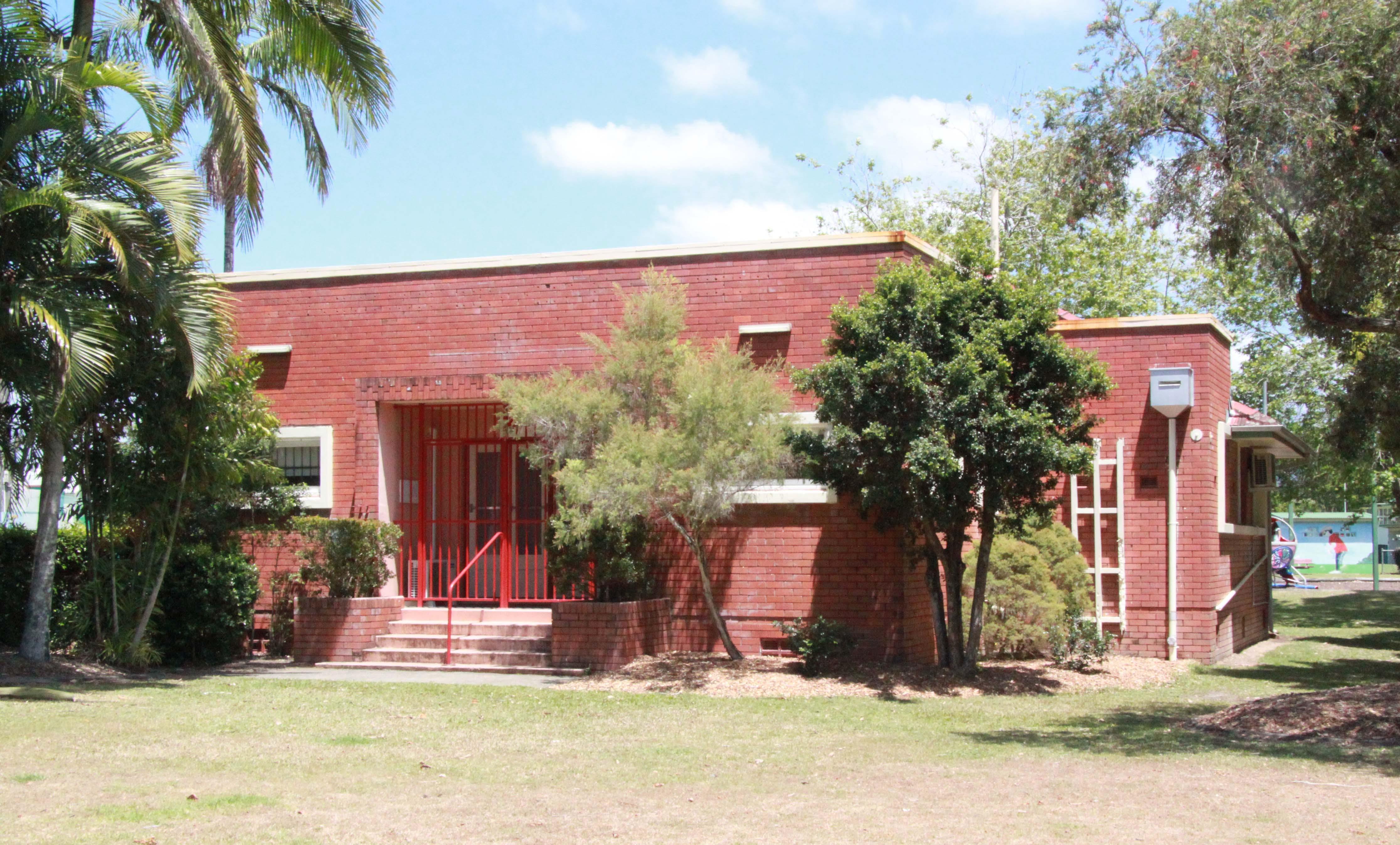The CWA building in Brisbane Street.