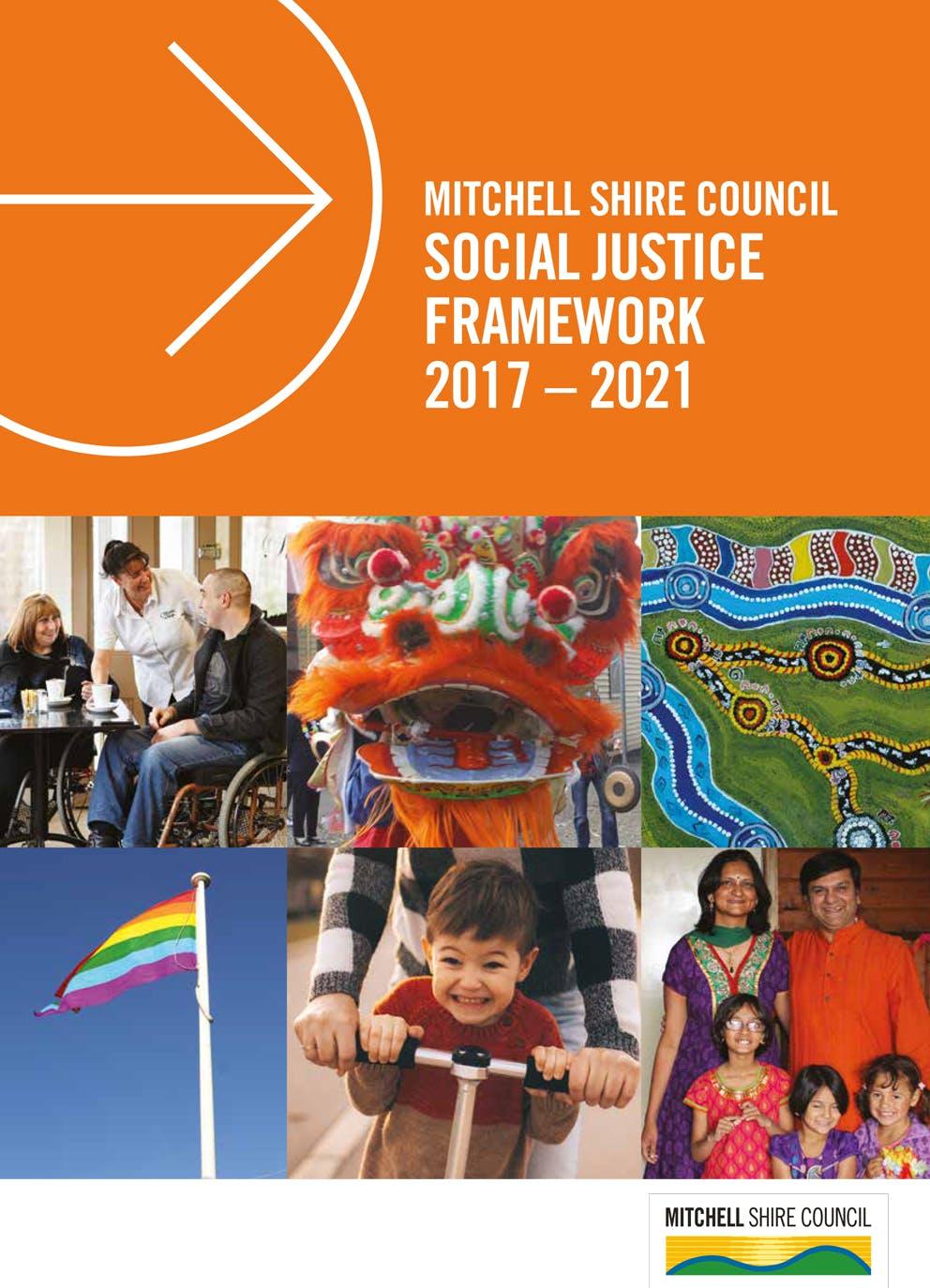 Social Justice Framework Adopted