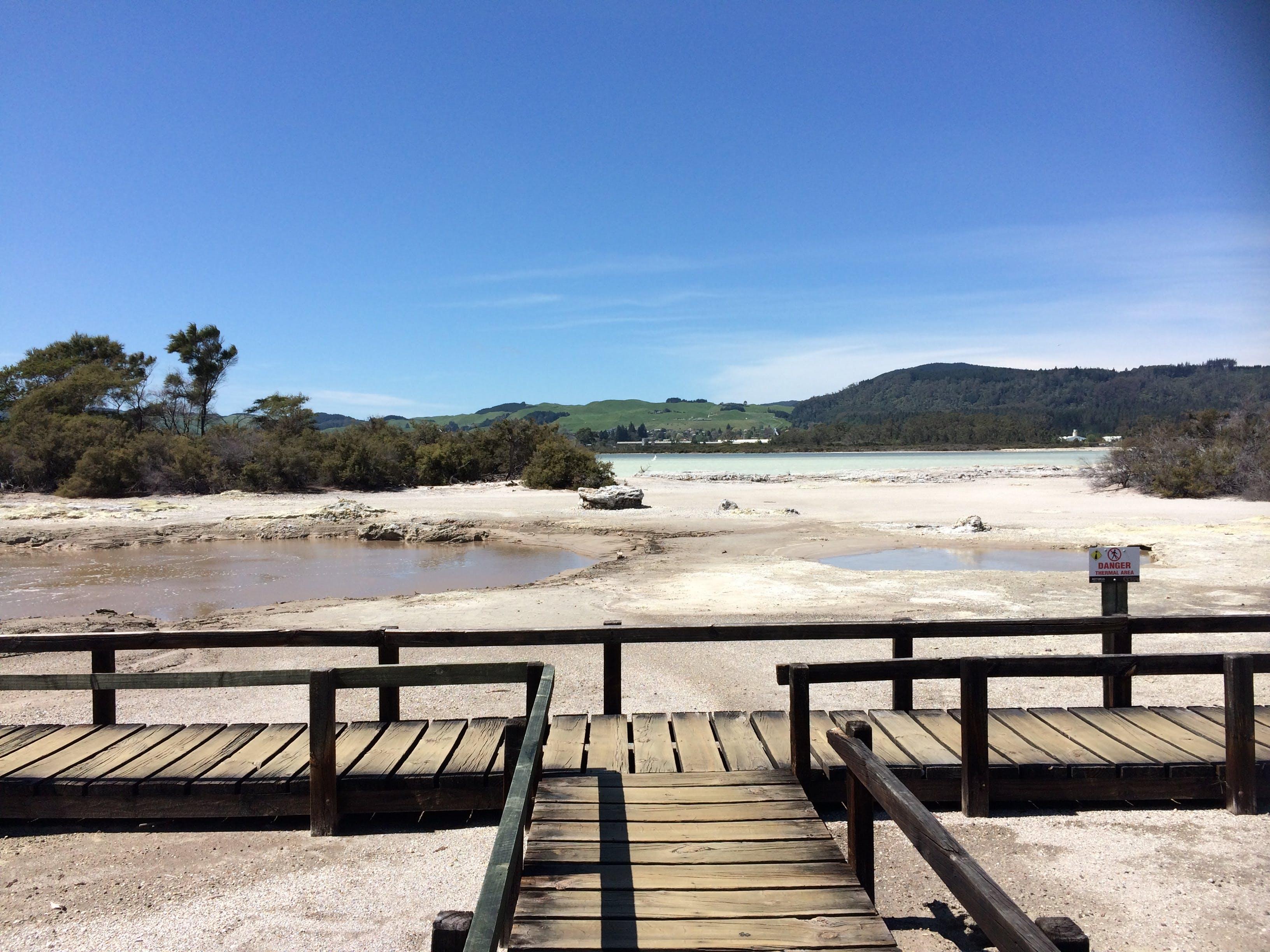 #39 Sulphur Point, Rotorua