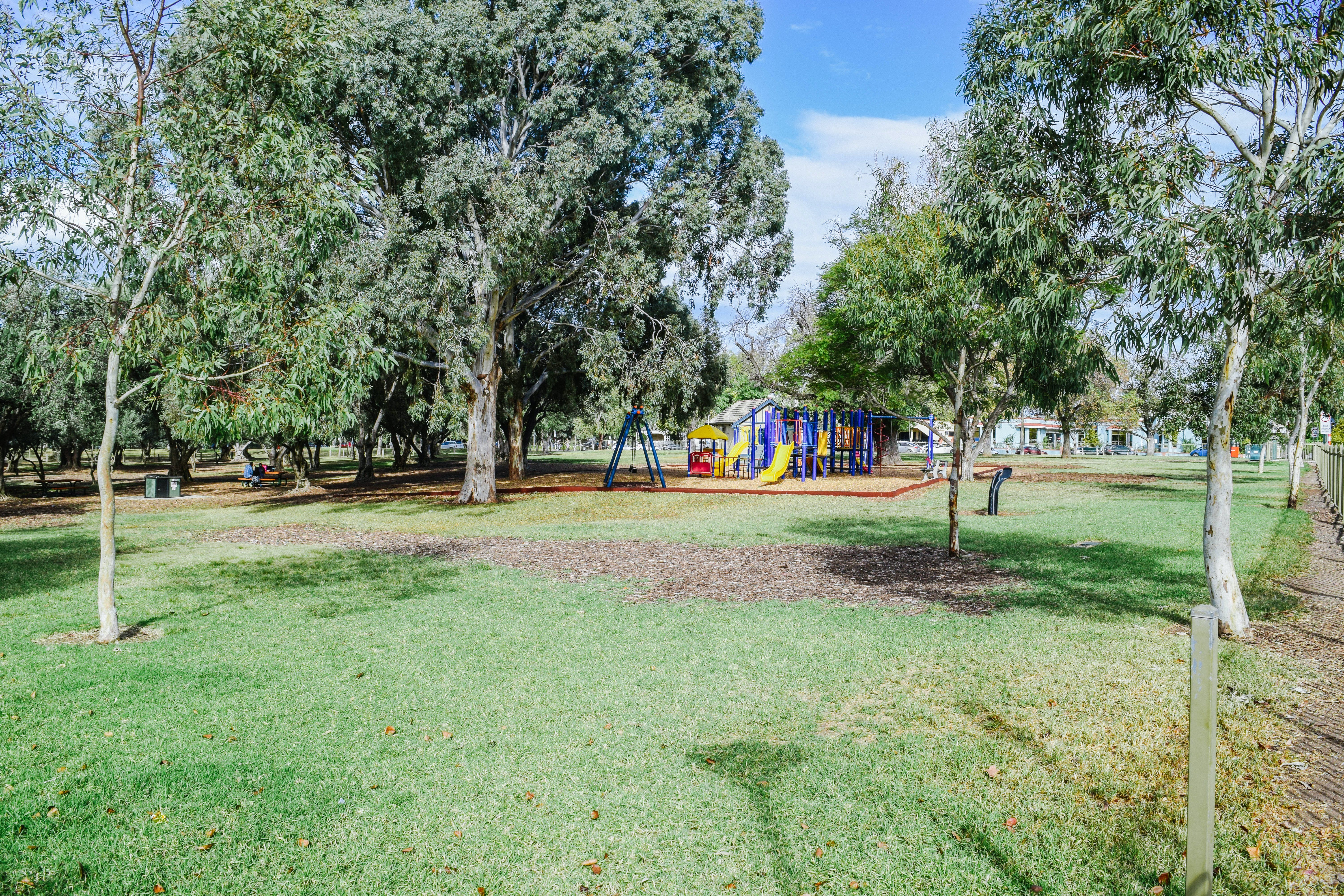 6. Existing Playground View From North West Corner