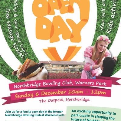 Open Day - Warners Park