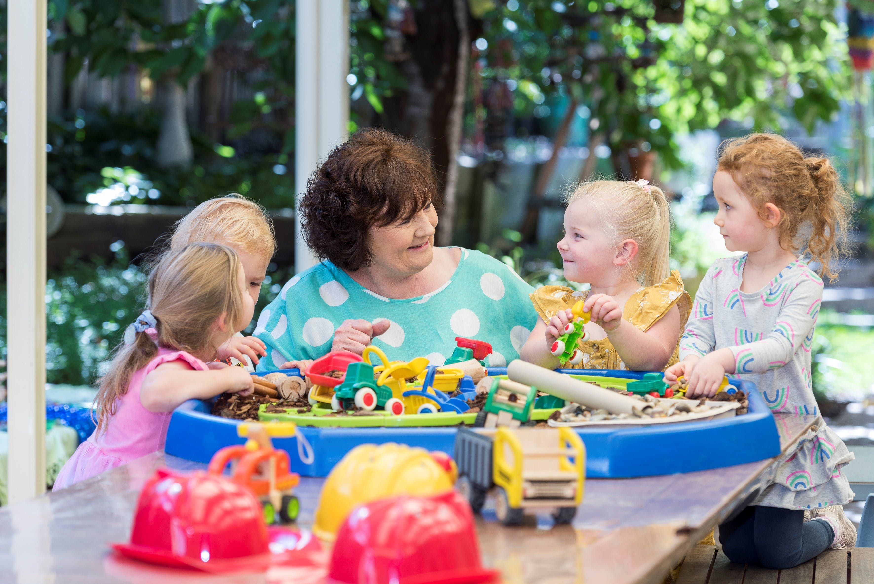 Engaging, child focused - Family Day Care