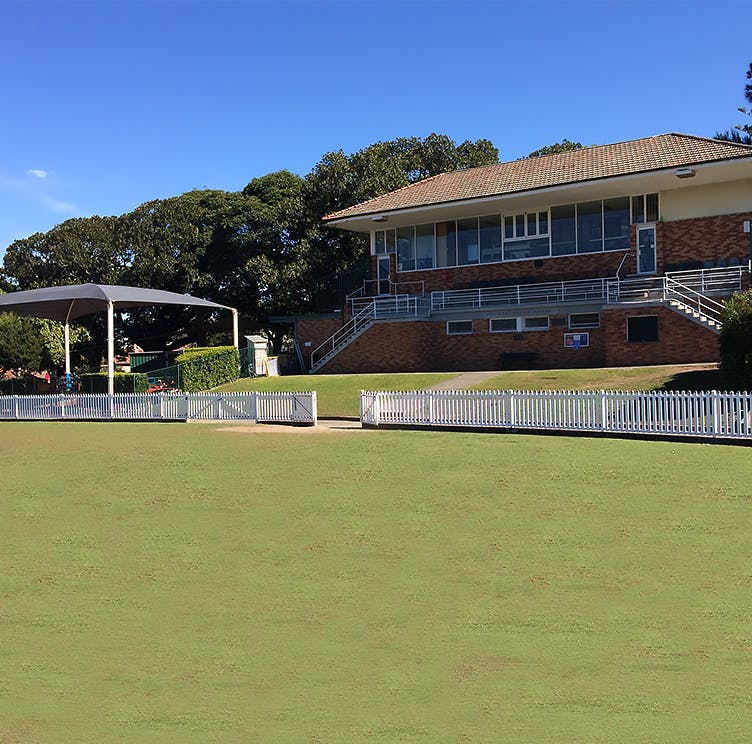 Allan border oval pavilion and the mosman occasional childcare centre