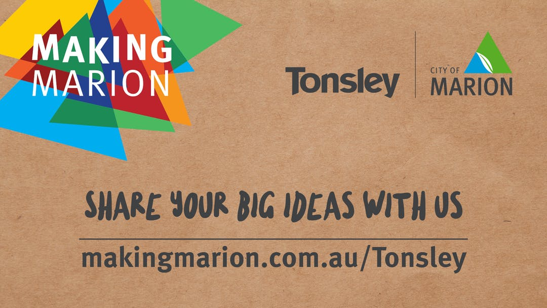 Making marion tonsley