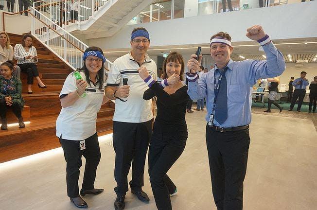 Sydney Metro Health & Wellbeing Expo