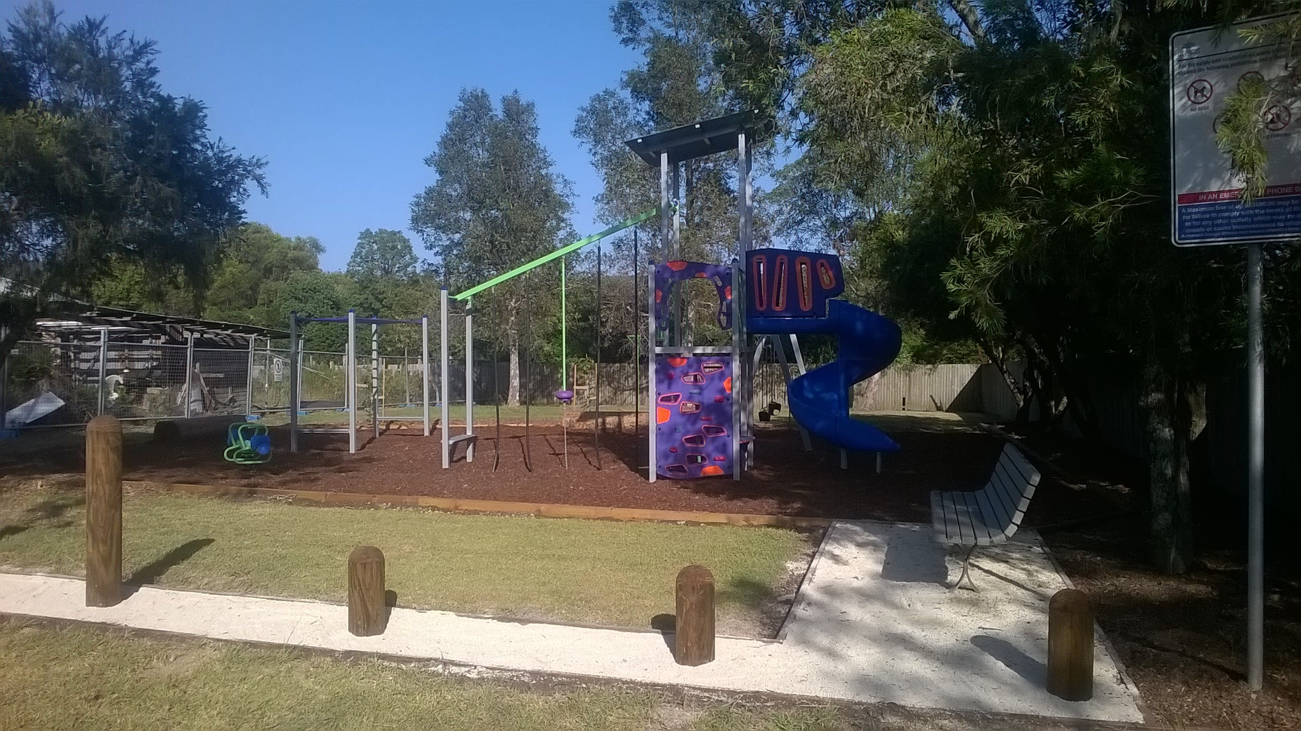 Herons Creek Playground 1