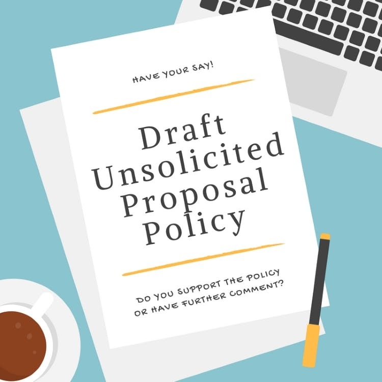 Draft Unsolicited Proposal Policy (1)