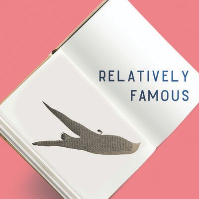 Relatively Famous by Roger Averill (Transit Lounge)