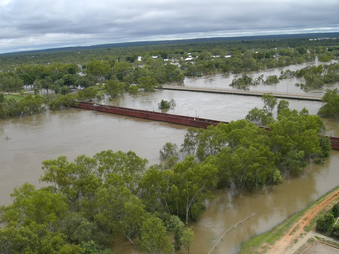 Railway bridge 2006