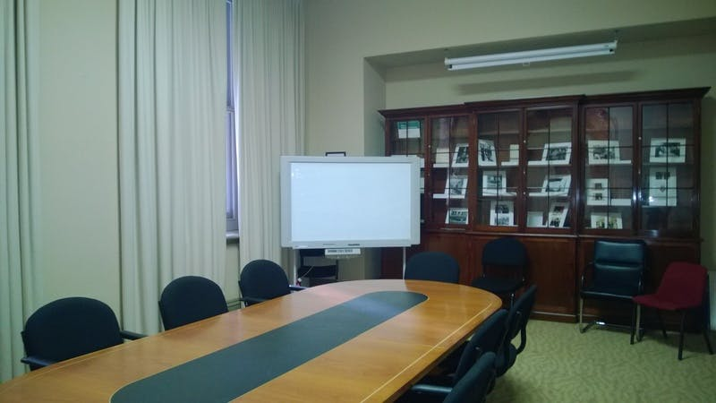3. Exhibition Room